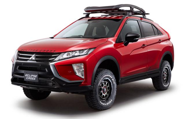 Otomotif, Mitsubishi, Eclipse cross, Weekend Explorer