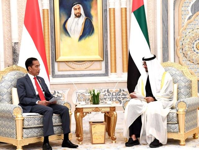 Mengenal Sosok Pangeran Abu Dhabi yang Namanya Jadi Jalan Tol Japek (876432)