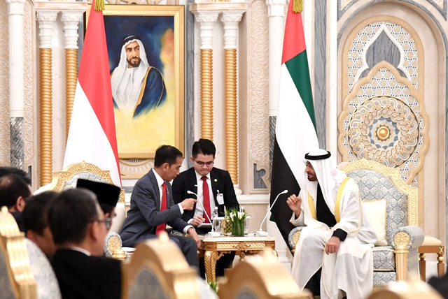 Mengenal Sosok Pangeran Abu Dhabi yang Namanya Jadi Jalan Tol Japek (876431)