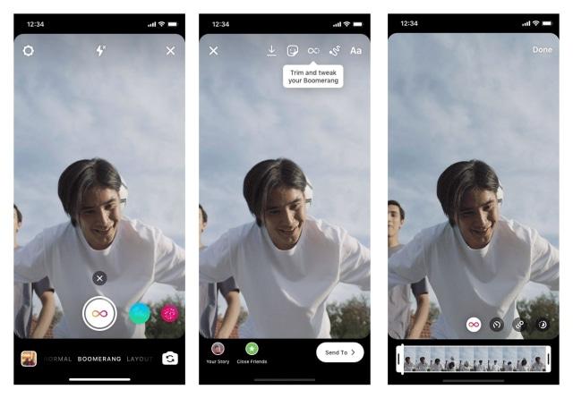 Instagram Tambah 3 Filter Baru Di Boomerang Begini Cara Pakainya Kumparan Com