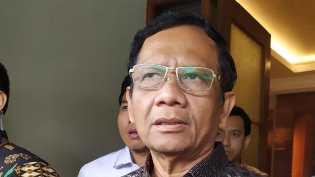 Muhammadiyah Minta WNI Eks ISIS Masih Pro Pancasila Diterima, Mahfud Menolak (318779)