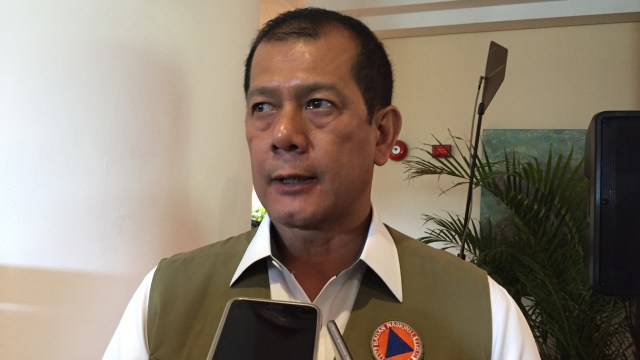 Kepala BNPB Doni Monardo