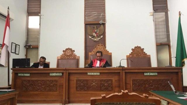 Sidang Praperadilan Eks Sekretaris MA, Nurhadi