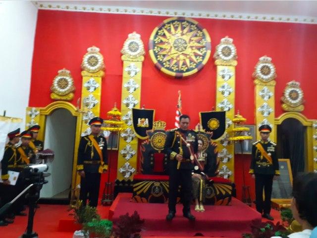Warga Purworejo, Jateng, Digegerkan dengan Kehadiran Kerajaan Baru (414058)