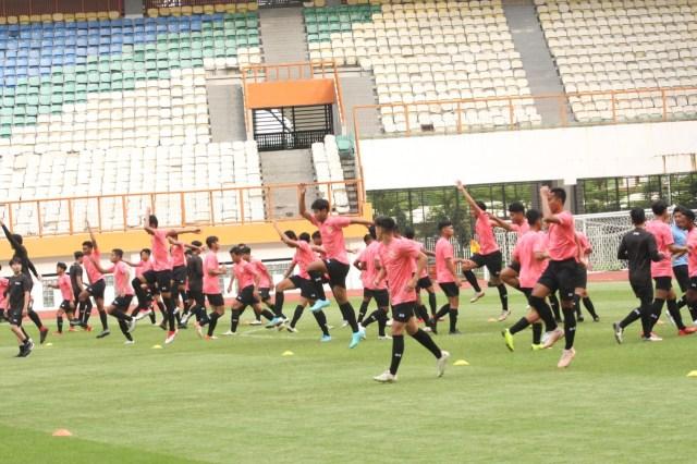 Timnas U-19 di 2020: Ribut-ribut Shin Tae-yong hingga Gagal ke Piala Dunia (258714)