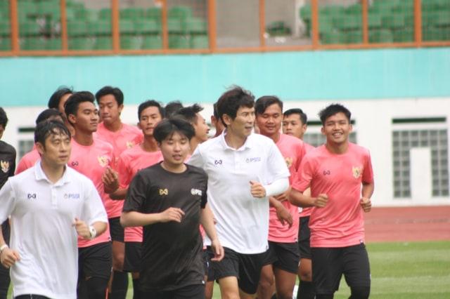 Timnas U-19 Latihan Lagi Setelah Libur Lebaran (81533)