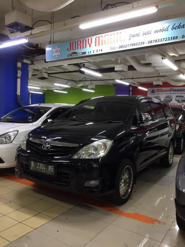 Berburu Toyota Innova Diesel Bekas Rp 150 Jutaan (33195)