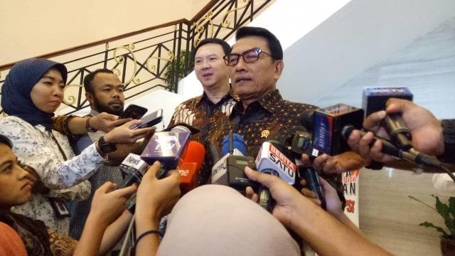 Moeldoko: Saya Tidak Takut Senjata, tapi Todongan Wartawan Lebih Tajam  (95044)