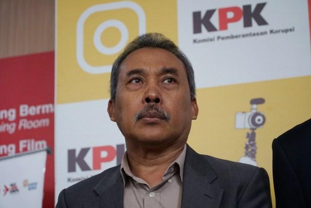Dewas KPK, Syamsuddin Haris