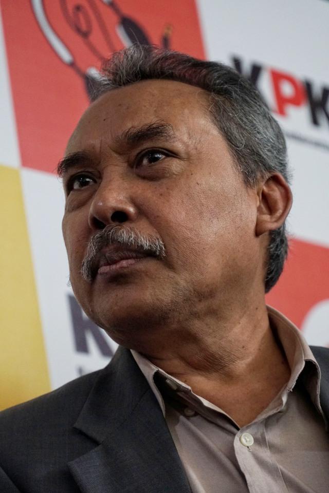 Dewas KPK, Syamsuddin Haris, POTRAIT