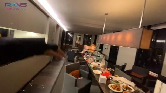 Rp 100 Juta per Malam, Ini 5 Potret Apartemen Raffi Ahmad di London (104543)