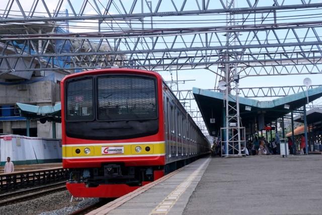 Iustrasi KRL, Commuter Line
