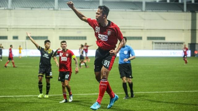 Pujian Teco untuk para Pemain Anyar Bali United (321045)