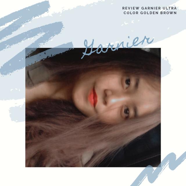 Review Garnier Ultra Color sachet, Berhasilkah di rambut hitam? (568247)