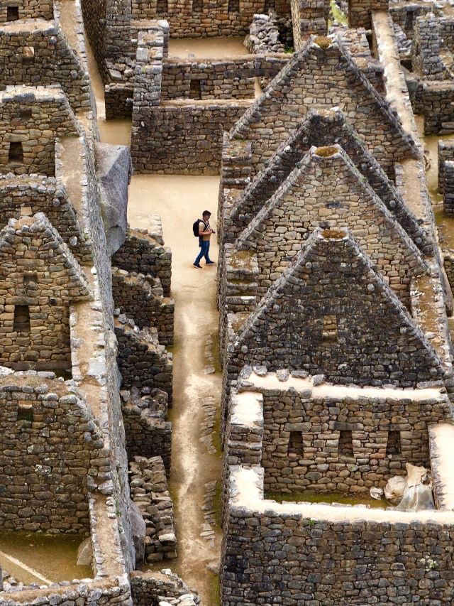 Cerita Turis Jepang yang Jadi Pengunjung Satu-satunya di Machu Picchu (84482)