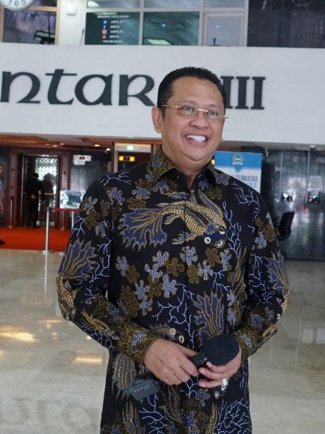 PTR, Ketua MPR RI Bambang Soesatyo