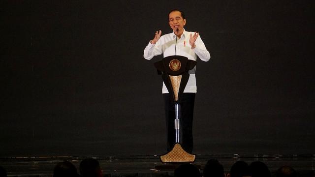 Jokowi Teken Perpres 29/2021: TNI-Polri Bisa Jabat Deputi Penanganan BNPB (98470)