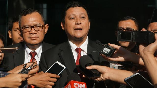 DKPP Sanksi Anggota KPUD di Sumut karena Komentari Pemecatan Evi Novida (1)