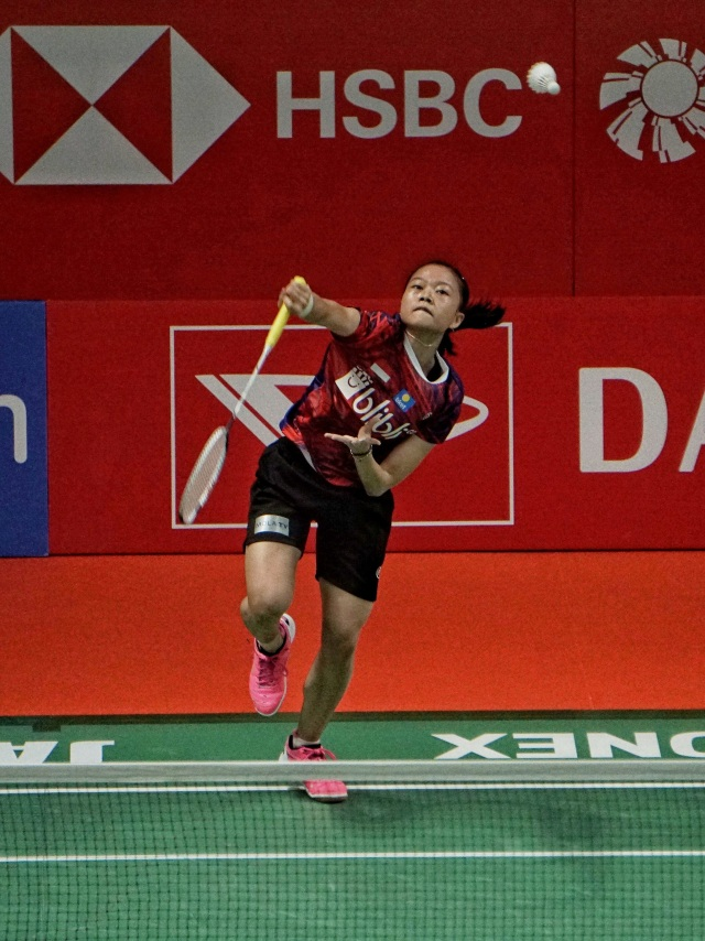 Indonesia Masters 2020, Fitriani, POTRAIT