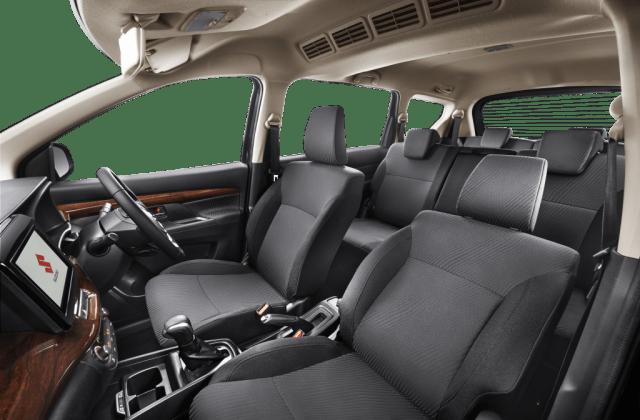 Interior Suzuki Ertiga GX