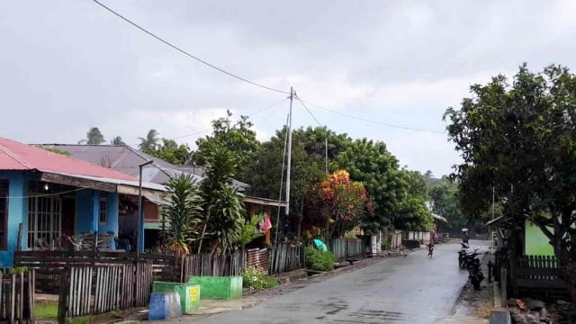 Proyek Dana Desa Tahun 2019 di Halmahera Selatan Belum Terealisasi (31383)