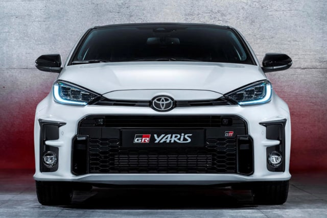 Toyota Yaris GR Akan Dijual di Indonesia? (72651)