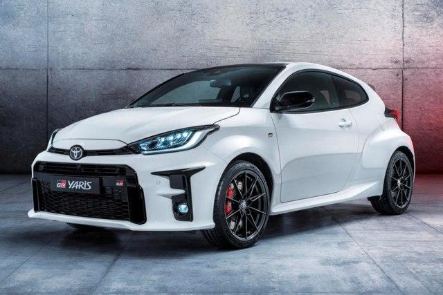Toyota Yaris GR Akan Dijual di Indonesia? (72648)