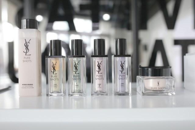 YSL Beauty Pure Shots