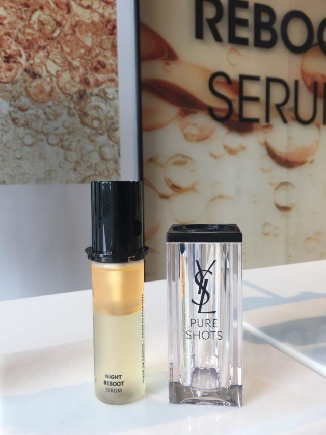 YSL Beauty Night Reboot Serum