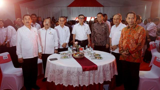 Menkum: Di Menteng Tak Banyak Kriminalitas, Coba Anda ke Tanjung Priok (291861)