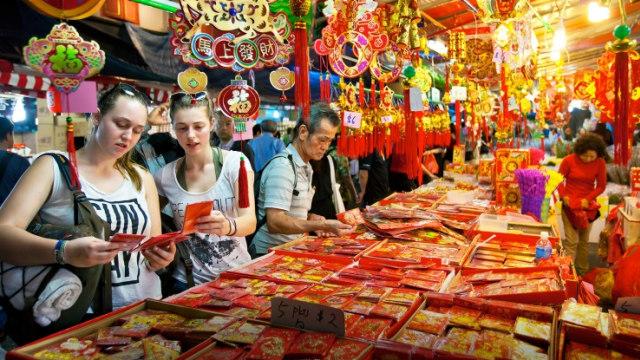 Rasakan dan Nikmati Kemeriahan Tahun Baru China Hanya di Singapura (34561)