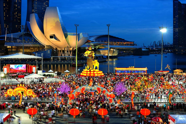 Rasakan dan Nikmati Kemeriahan Tahun Baru China Hanya di Singapura (34566)
