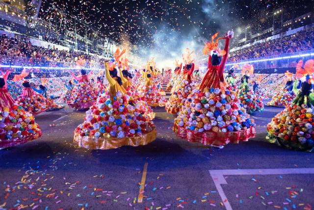 Rasakan dan Nikmati Kemeriahan Tahun Baru China Hanya di Singapura (34567)