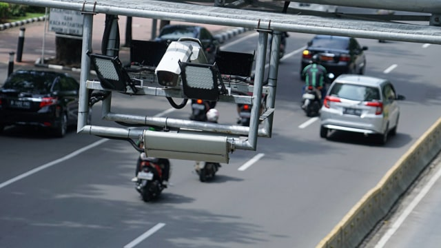 Korlantas Polri Siapkan 166 Kamera Tilang Elektronik Baru, Ini Lokasinya (28060)