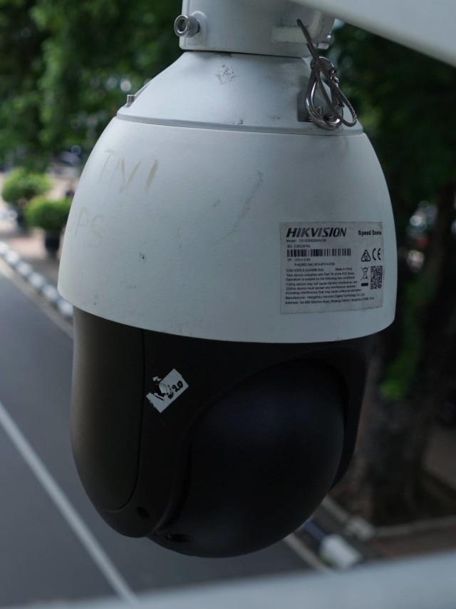 PTR, CCTV tilang elektronik