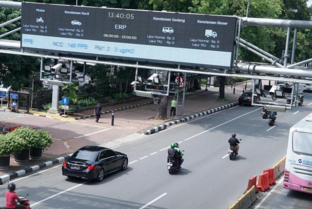 CCTV tilang elektronik