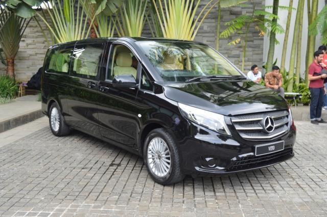 Mercedes-Benz Sprinter dan V-Class Facelift Diperkenalkan, Ini Fitur Barunya (37620)