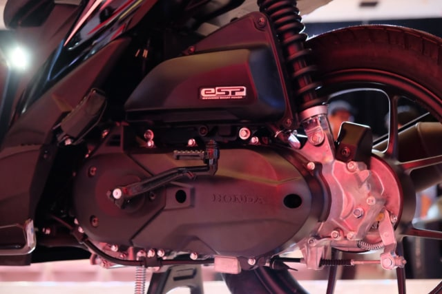 Menanti Honda BeAT Listrik Bergaya Futuristik Karya Modifikator Indonesia (218293)