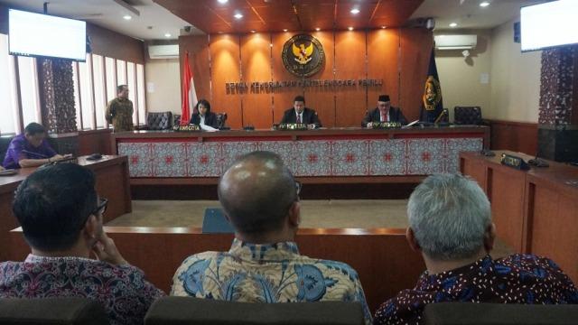 Terima Rp 10 Juta untuk Ubah Suara Pileg 2019, Komisioner KPU di Maluku Dipecat  (118832)
