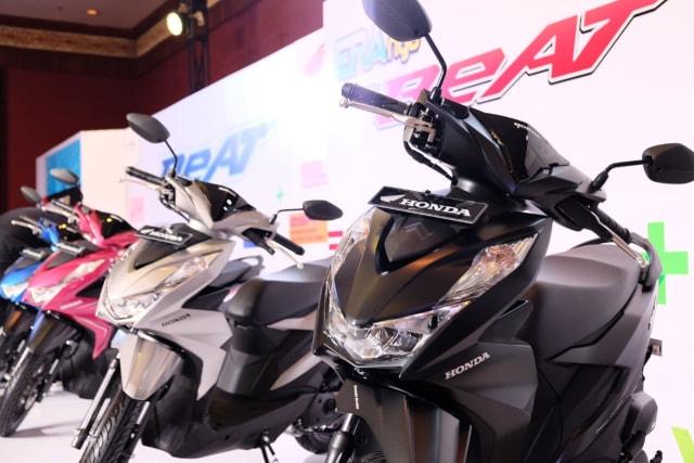 Skema Cicilan Honda BeAT, Mulai dari Rp 600 Ribuan (2066)