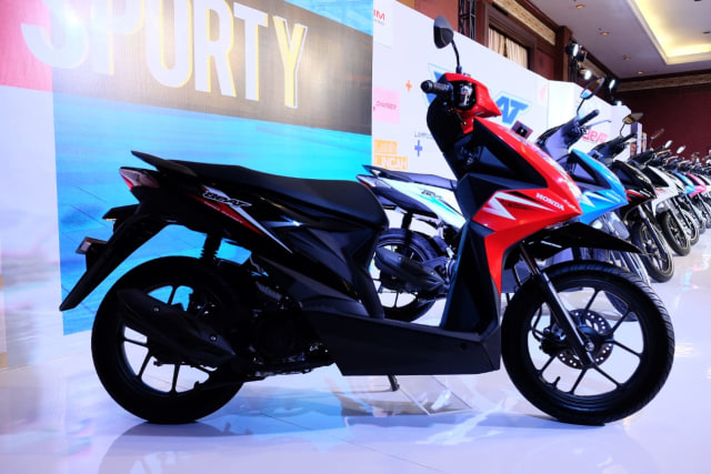 Skema Cicilan Honda BeAT, Mulai dari Rp 600 Ribuan (2069)