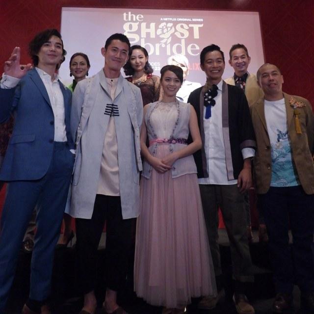 Netflix Angkat Tradisi Menikah sama Hantu di Serial 'The Ghost Bride' (11006)