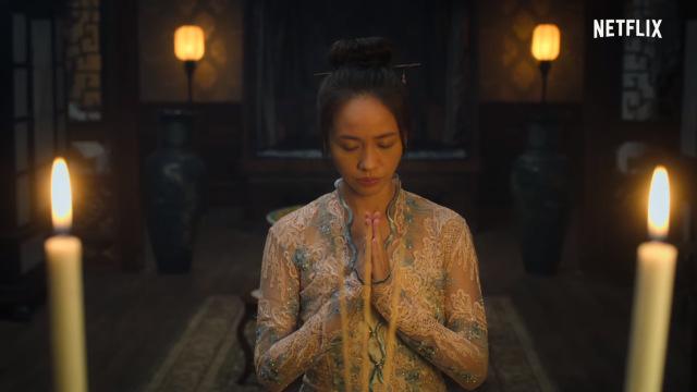 Netflix Angkat Tradisi Menikah sama Hantu di Serial 'The Ghost Bride' (11009)