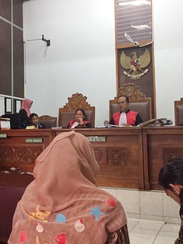 PTR, Sidang gugatan terhadap Mulan Jameela, Partai Gerindra