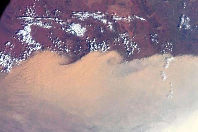 Satelit NASA Tampilkan Potret Mengerikan Kebakaran Lahan di Australia (335498)