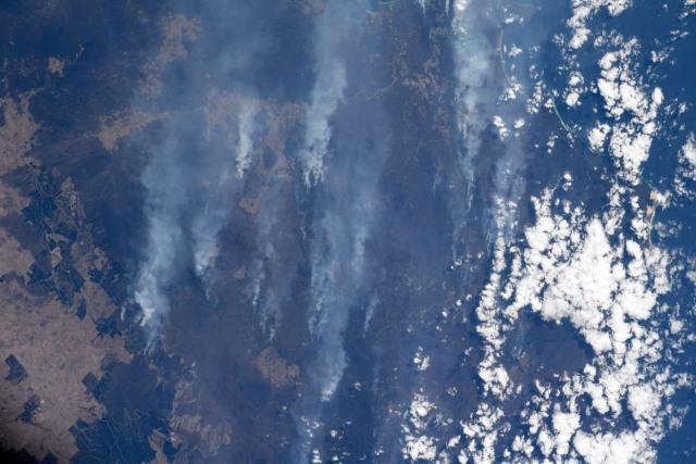 Satelit NASA Tampilkan Potret Mengerikan Kebakaran Lahan di Australia (335497)