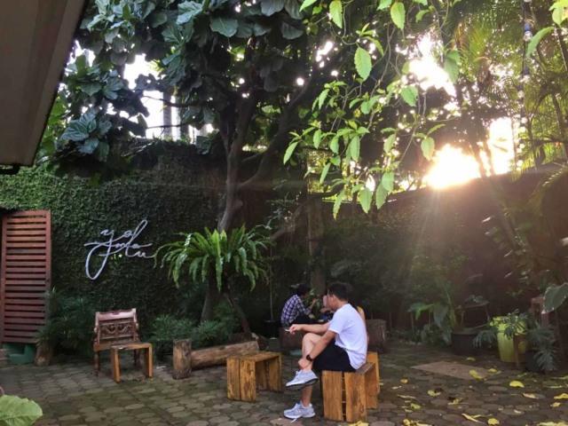 Yamalu, Kafe di Bintaro yang Tersembunyi Berkonsep Taman  (43547)