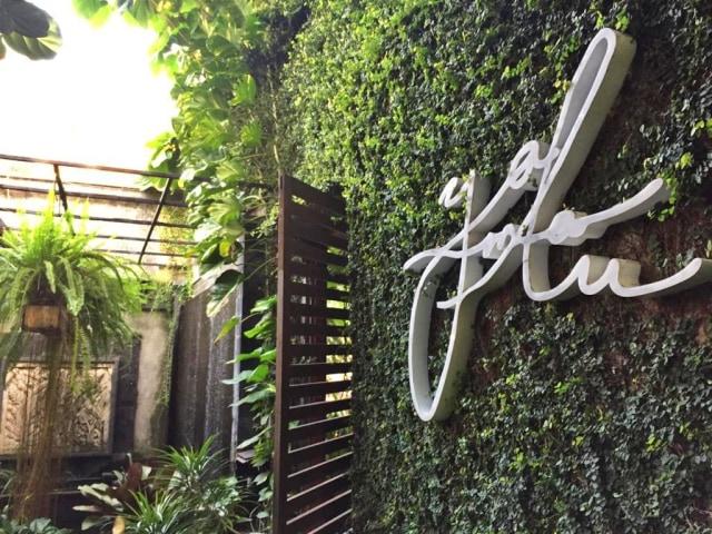 Yamalu, Kafe di Bintaro yang Tersembunyi Berkonsep Taman  (43546)