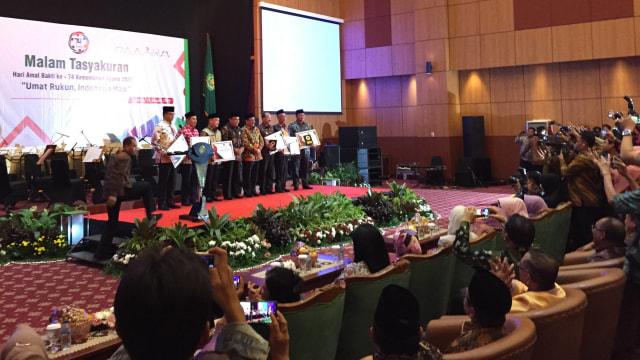Gubernur DKI hingga Riau Raih Penghargaan atas Kontribusi Keagamaan (228)
