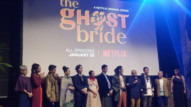 'The Ghost Bride' netflix